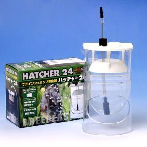 日本動物薬品 ニチドウ ブラインシュリンプ孵化器 ハッチャー24 2 ブリーダーズ 関東当日便