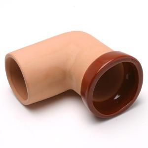 スドー 曲り土管 水槽用オブジェ アクアリウム用品