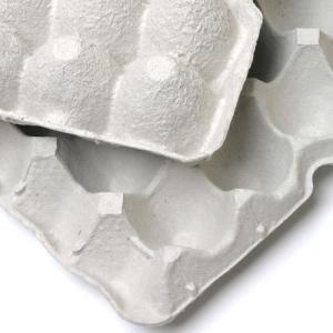 メーカー:Leaf Corp コオロギ、ミルワームのハウスに最適!紙製の卵トレーです。卵40個分をセ...