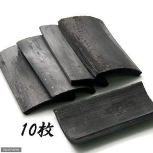 特選竹炭 板状 10枚セット 関東当日便|chanet