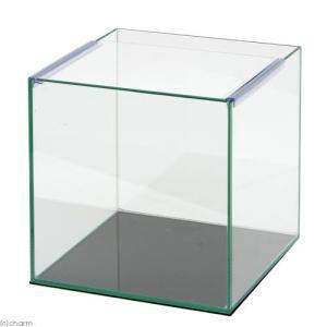27cmキューブ水槽(単体)アクロ27N(27×27×27cm)オールガラス水槽 Aqullo アクアリウム用品 お一人様5点限り 関東当日便|chanet