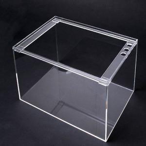 ガラスよりも割れにくい! アクリル水槽 ラクシス No.30 (45×30×30cm)45cm水槽 ...