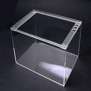アクリル水槽 ラクシス No.31 (45×30×36cm) 国産の高品質アクリル板を使用した45c...