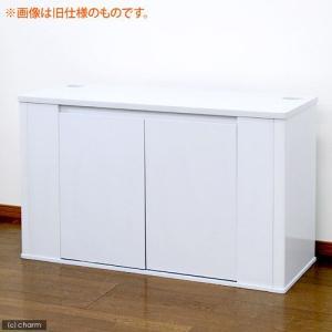 メーカー:コトブキ 品番:Z012 プロスタイル 1200L ホワイト 水槽用 木製組立式キャビネッ...