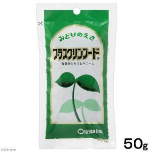 東京飯塚農産 プラスグリンフード 50g 関東当日便