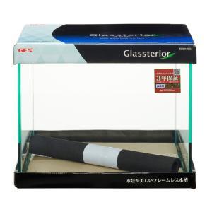 GEX グラステリア250 (25×17×21) 25cm水槽(単体) お一人様2点限り