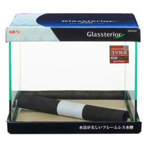 GEX グラステリア300水槽 (30×20×25)30cm水槽(単体) お一人様2点限り