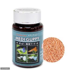 日本動物薬品 ニチドウ プレミアムフード メディグッピー 30g 餌 エサ|チャーム charm PayPayモール店