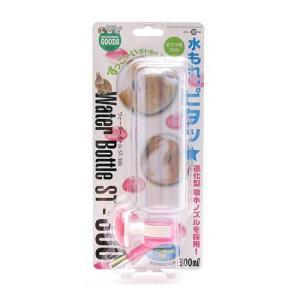 マルカン ウォーターボトル ST300 うさぎ 水飲み器 関東当日便|chanet