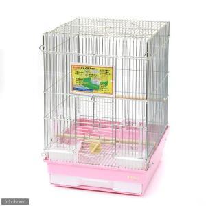 メーカー:豊栄 品番:011005 セキセイインコ・コザクラインコなどの中型の鳥に! 鳥かご 35手...