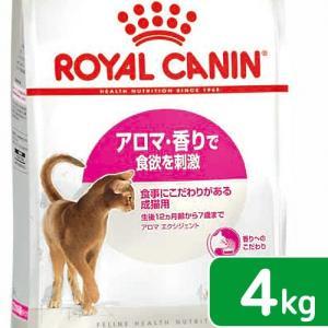 ロイヤルカナン FHN エクシジェント33 アロマ 成猫用 4kg 正規品 3182550767354 お一人様5点限り 関東当日便