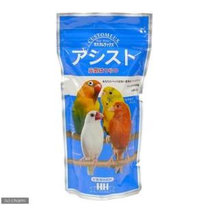 ハッピーホリデイ カスタムラックス アシスト 100g 鳥 フード 餌 えさ 関東当日便