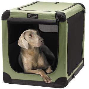 同梱不可・中型便手数料 ソフクレート n2 XL 大型犬 キャリーバッグ クレート(31.8kgまで) 才数170|chanet