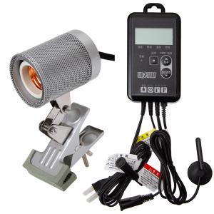 GEX タイマーサーモ RTT−1 + クリップスタンド テラ(口金E26) 爬虫類 沖縄別途送料 関東当日便|chanet