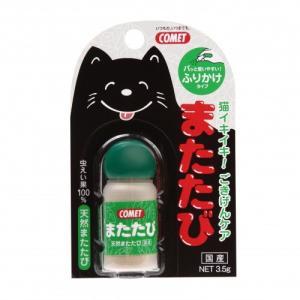コメット またたび ふりかけタイプ 3.5g 猫 おやつ 関東当日便 chanet