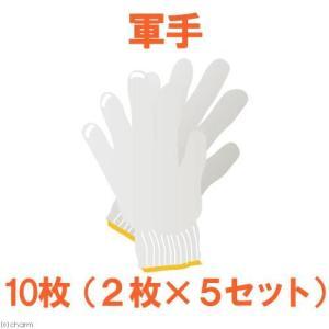 日本一軍手 NO.550 1組×5セット 10枚 関東当日便 chanet