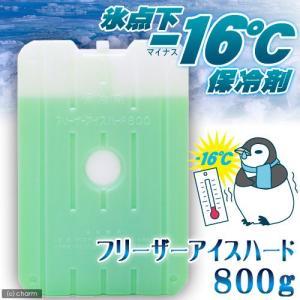 保冷剤 フリーザーアイスハード 800g 氷点下16℃タイプ    ひんやり 関東当日便|chanet