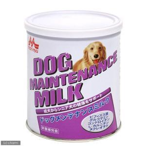 森乳 ワンラック ドッグメンテナンスミルク 280g 成犬・シニア犬用 犬 ミルク 関東当日便|chanet