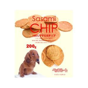 ペッツルート ササミのチップ 200g 犬 おやつ ささみ 関東当日便|chanet