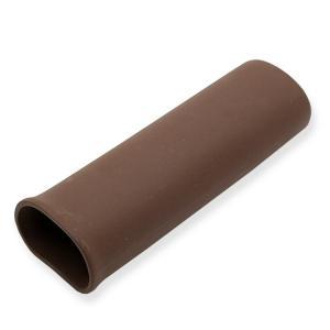 隠れ家シェルター 3.5×5.0×14.0cm 小型プレコ シュリンプ