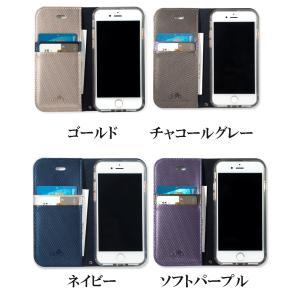 Metal SQUARE iPhoneXS iPhoneX iPhone8 iPhone7 手帳型 ケース iPhone XS X 8 7  手帳 手帳型ケース iPhone8ケース メンズ レディース スマホケース|changing-my-life|05