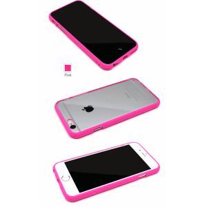 【再入荷】 LIM'S iPhone6s iPhone6 iPhone SE iPhone5S iPhone5 バンパー クリア ケース  カバー アイフォン6s アイフォン6 iPhoneSE 6s 6 5S 5 スマホケース|changing-my-life|06