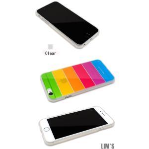 38e132bcdf ... iPhone6s ケース iPhone6 ケース カバー レインボーケース ハードケース クリア ブランド アイフォン6s アイホン6s  iPhone6s