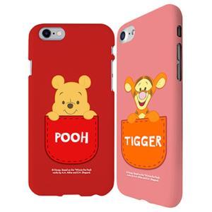 ディズニー プーさん iPhone XR iPhone8 iPhone7 ポケット TPU ケース ...