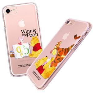 ディズニー プーさん iPhone XR iPhone8 iPhone7 TPU クリア ケース か...