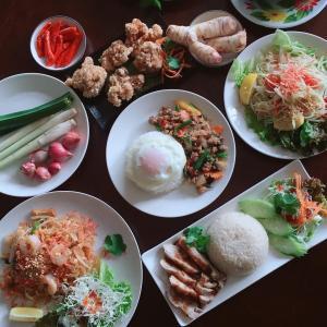本格タイ料理6種セット 冷凍ご飯 冷凍食品 一人暮らし 便利ご飯 家族パティ chankrung-store