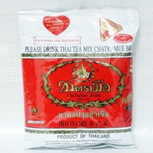タイ紅茶 茶葉 アイスティー ホットティー ミルクティー ティー グリーンティー 缶 おしゃれ お土産 お取り寄せ 輸入 タイ 海外 プチギフト プレゼント 贈り物|chankrung-store