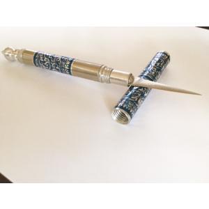 カービングナイフ 青色 カービングナイフ フルーツカービング 軽量 上級カービングナイフ 職人ナイフ|chankrung-store