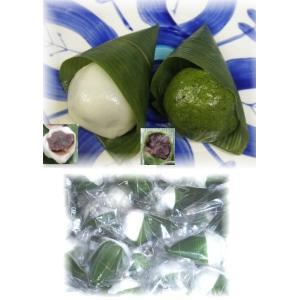 涼風 よもぎ笹もち(つぶあん入)冷凍|chanoko
