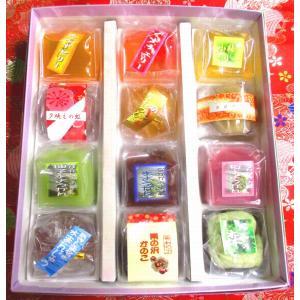 「十二菓匠」涼風ギフト 12個入|chanoko