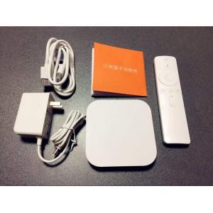 Xiaomi box 4 小米盒子4 音声認識機能リモコン付属 中国境内テレビの番組と映画と現場放送と海外映画が見えます|chaoyiliu|03
