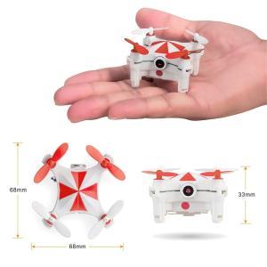 CHAOYILIU ミニ飛行機ドローン カメラ付き 小型 ミニドローン cx-of ラジコン 高度維持 高画質 iPhone&Android対応 (赤) chaoyiliu 02