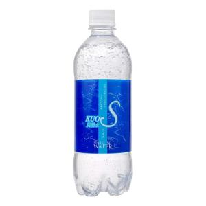 飲料水 OTOGINO クオス スパークリングウォーター 〈強炭酸水〉 500ml×1ケース(24本...