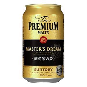 ビール サントリー プレミアムモルツ マスターズドリーム 缶 〈醸造家の夢〉 350ml(4本箱入り)((カジュアルギフト BMDG4C))|chaplin|02