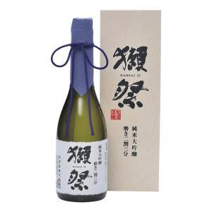 旭酒造 獺祭(だっさい)23 磨き二割三分 純米大吟醸 720ml ≪獺祭専用木箱入り≫