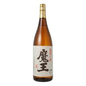商品名「魔王」は、「天使を誘惑し、魔界への最高の酒を調達する悪魔たちによってもたらされた特別なお酒」...