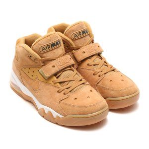 NIKE AIR FORCE MAX PRM (FLAX/FLAX-PHANTOM-GUM LIGHT BROWN) 17HO-S|chapter-ex