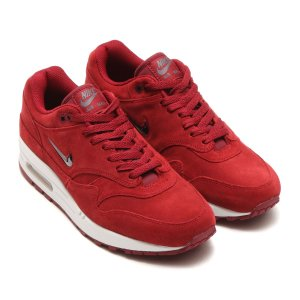 NIKE AIR MAX 1 PREMIUM SC (TEAM RED/MTLC DARK GREY-DARK GREY) 17HO-S|chapter-ex