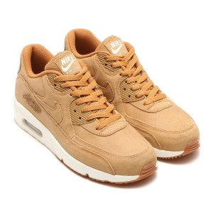 NIKE AIR MAX 90 ULTRA 2.0 LTR (FLAX/FLAX-SAIL-GUM MED BROWN) 17HO-S|chapter-ex