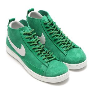 NIKE  BLAZER CHUKKA CS TC (PINE GREEN/WHITE-WHITE) 17FA-S|chapter-ex