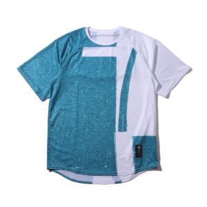 ボーラホリック ballaholic 半袖Tシャツ プレイグラウンド クール ティ (white) chapter-ex