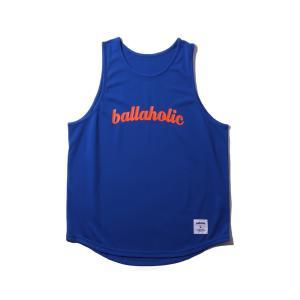 ボーラホリック ballaholic タンクトップ ロゴ タンクトップ (BLUEe/ORANGE) chapter-ex