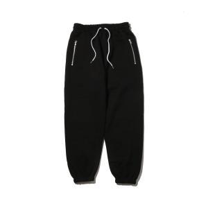 ballaholic LOGO Zip SWEAT Pants (BLACK) 17HO-I|chapter-ex