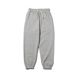 ballaholic LOGO Zip SWEAT Pants (GRAY) 17HO-I|chapter-ex