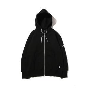 ballaholic LOGO Full Zip Hoodie (BLACK) 17HO-I|chapter-ex