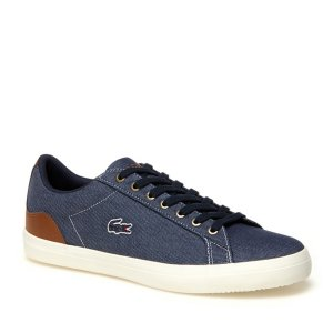LACOSTE LEROND 317 2 (NAVY/BROWN)|chapter-ex